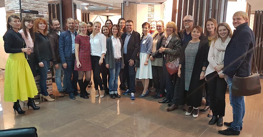Открытие салона в Гродно